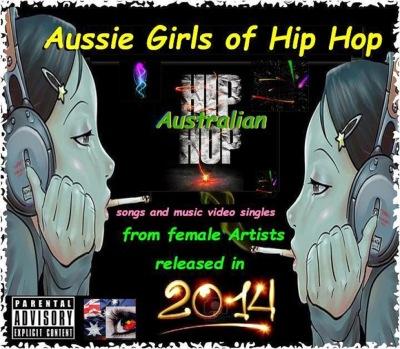 Female Australian Hip Hop