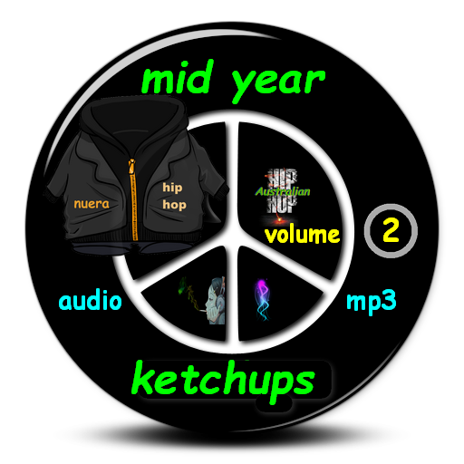 Mid Year Ketchups – Volume 2 (audiosingles)